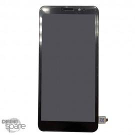 Ecran LCD et Vitre Tactile noire Wiko Tommy 3