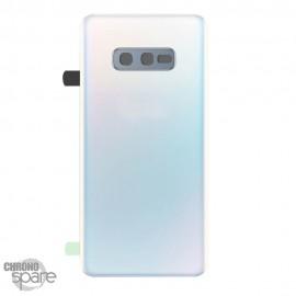 Vitre arrière Blanche Samsung Galaxy S10 E