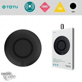 Chargeur secteur induction 15W TOTU