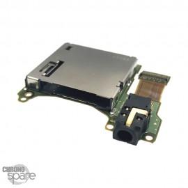 Lecteur de carte jeux avec prise jack audio Nintendo Switch (première génération) ref DM