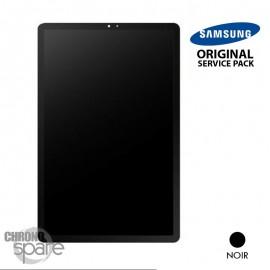 """Ecran LCD et Vitre Tactile noire Samsung Galaxy Tab S6 10,5"""" T860/865 (officiel)"""