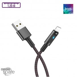 Cable Lightning Hoco U47 Noir
