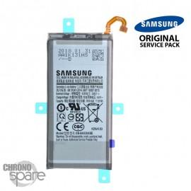 Batterie Samsung Galaxy A8 2018 A530F (officiel) Li-Ion EB-BA530ABE 3000mAh