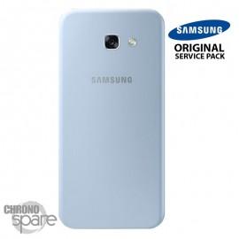 Vitre arrière Bleu (officiel) Samsung Galaxy A5 2017 A520F