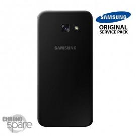 Vitre arrière Noire (officiel) Samsung Galaxy A5 2017 A520F