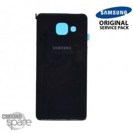 Vitre arrière Noire (officiel) Samsung Galaxy A3 2016 A310F