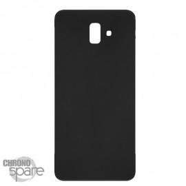 Vitre arrière Noire Samsung Galaxy J6 Plus 2018 J610F