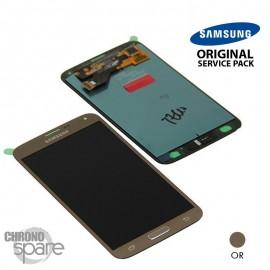 Vitre tactile et ecran LCD S5 Neo G903F Or GH97-17787B (Officiel)