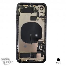 Châssis iPhone 11 noir - avec nappes