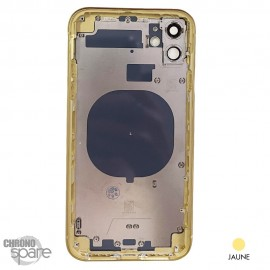Chassis iPhone 11 jaune - sans nappes