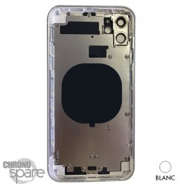 Chassis iPhone 11 blanc - sans nappes