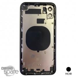 Châssis iPhone 11 noir- sans nappes