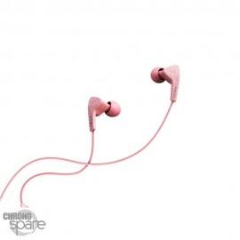 Écouteurs PD-E100 - Rose