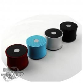 Haut-parleur Bluetooth Aluminium Rouge