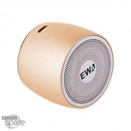Enceinte Bluetooth EWA A103 - Or
