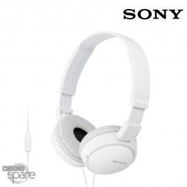 Casque audio Jack blanc SONY
