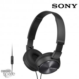 Casque audio Jack noir SONY