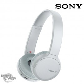 Casque audio Bluetooth blanc SONY