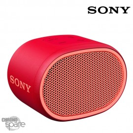 Enceinte bluetooth rouge B01 SONY