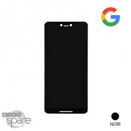 Ecran LCD + Vitre Noir tactile Pixel 3 XL (officiel)