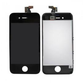 Ecran LCD + vitre tactile iPhone 4S Noir (toutes versions) Fournisseur T