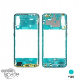 Châssis intermédiaire Blanc Samsung Galaxy A30S (A307F)