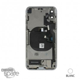 Chassis iphone X blanc - avec nappes