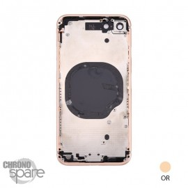Chassis iPhone 8 or - sans nappes