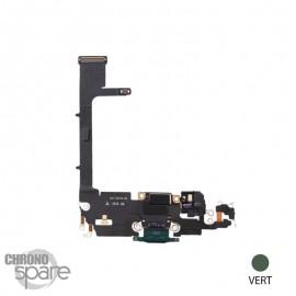 Nappe connecteur de charge iPhone 11 pro verte