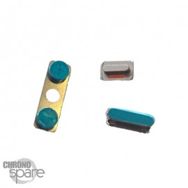 Lot bouton Power/Vibreur/Volume iphone 4/4S