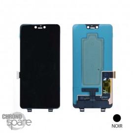 Ecran LCD et Vitre Tactile Noir google pixel 3XL
