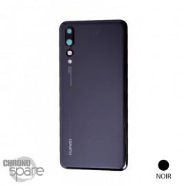 Vitre arrière + lentille Caméra Huawei P20 Pro Noir