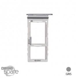 Tiroir SIM double Samsung Galaxy S20 Ultra G988F gris