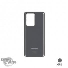 Vitre arrière Samsung Galaxy S20 Ultra G988F grise