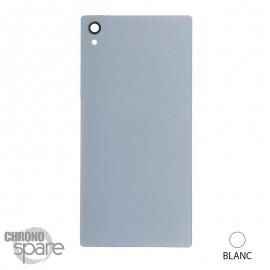 Vitre arrière Sony Xperia Z5 Premium E6853 Blanche