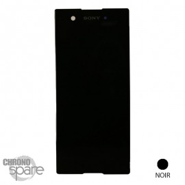 Ecran LCD & Vitre tactile Noire Sony Xperia XA1
