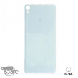 Vitre arrière Sony Xperia XA - Blanc
