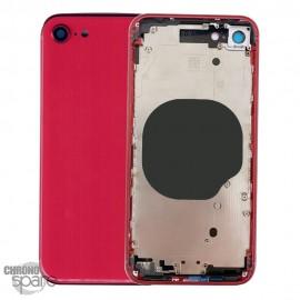 Châssis iPhone SE 2020 sans nappes rouge
