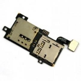 Nappe Sim carte mémoire Samsung Galaxy S3 I9300