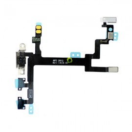 Nappe on/off, volume & vibreur iPhone 5