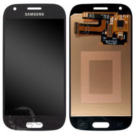 LCD + Vitre Galaxy ACE 4 G 357 Noire