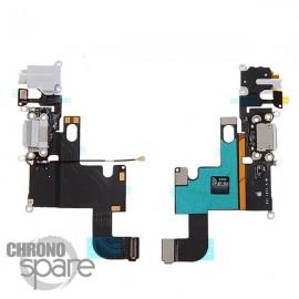 Nappe connecteur de charge blanc iPhone 6
