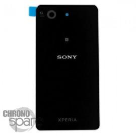 Vitre arrière noire Sony Xperia Z1 compact