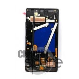 Châssis métal Nokia Lumia 930 Noir
