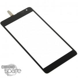 Vitre tactile Nokia Lumia 535 Noire (ref CT2S1973FPC)