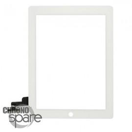 Vitre tactile blanche iPad 2 Fournisseur T
