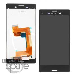 Bloc vitre + LCD Sony Xperia Aqua M4 Noir