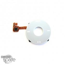 Nappe molette blanche iPod classic