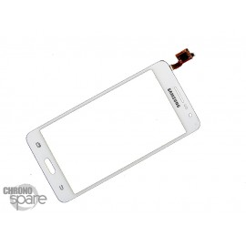 Vitre tactile noire Samsung Galaxy Grand Prime Value Edition G531F GH96-08757A (officiel)