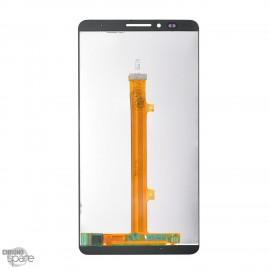 Ecran LCD + Vitre Tactile pour Huawei Ascend Mate 7 Noir